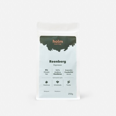 Holm Kaffee Espresso - Reenberg