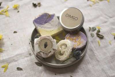Dimgo | Wellness Box - Relax & Recharge (lavender)