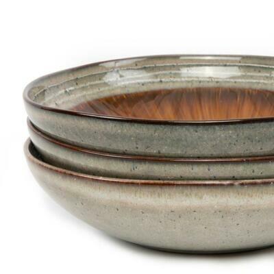 Comporta Ceramic Pasta Plate