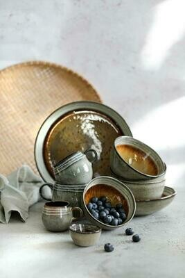 Comporta Ceramic Mini Bowl - for sauces, oils, dips,..
