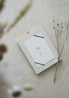 Inkylines | Wooden Frame Mini - gift tags or polaroid photos