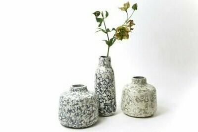 Kinta | Vase - Pulp Black 26cm