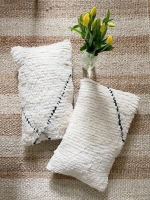 Olá Lindeza | Beni Ourain berber pillow