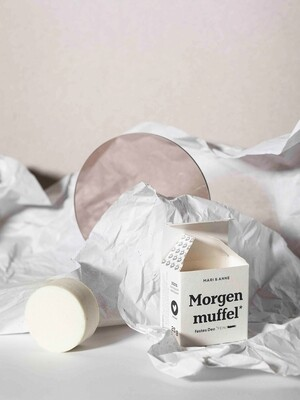 MARI & ANNE | Complement Nachschub Solid Deo - Morgenmuffel *FEIN - without aluminium dose