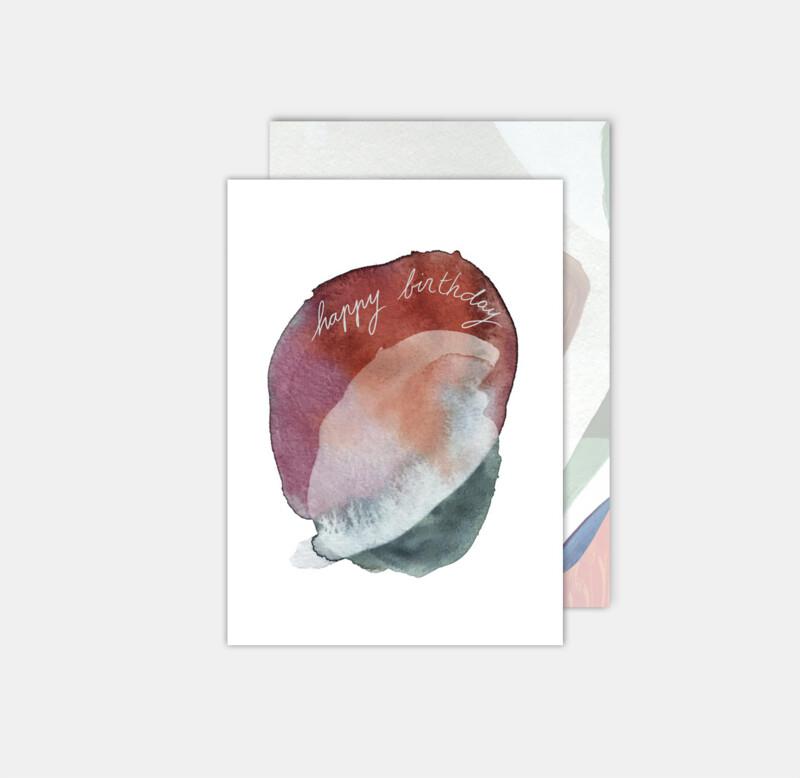SOMAJ | ART cards with design envelop