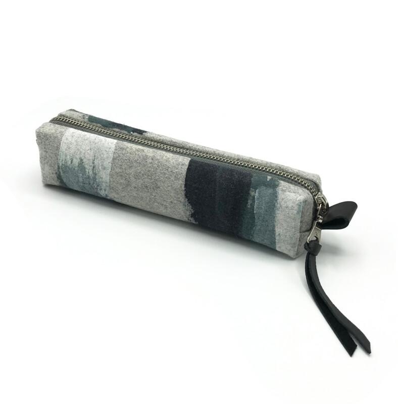 SOMAJ | Art Pencil case - Merino wool
