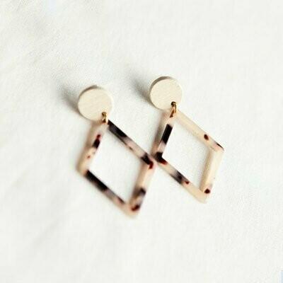 Studio Nok Nok   Forest Kite Earrings
