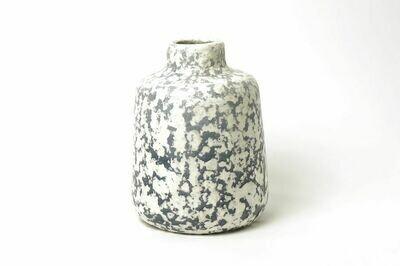 Kinta | Vase Cap Pulp T-Upward Grey - 23cm
