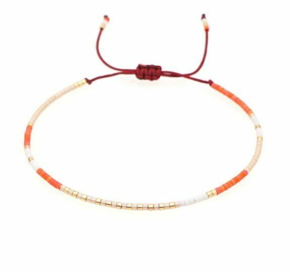 Selva Sauvage | Sunset Pearls Bracelet