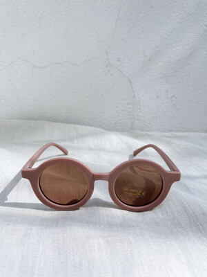 Petite Noé | Baby and Kids Sunglasses Rosewood - 12 months - 8 years