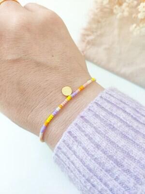 Isa & Roza | Sunshine pearls bracelet