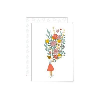MIAO Papeterie | Postcard - Flowers