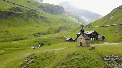 Austria. Drone