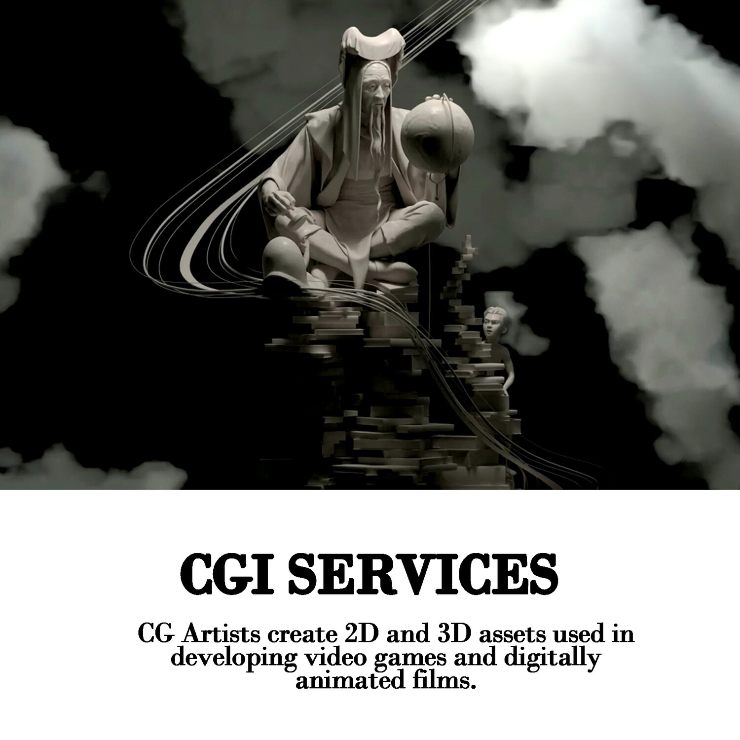 CGI Services pack