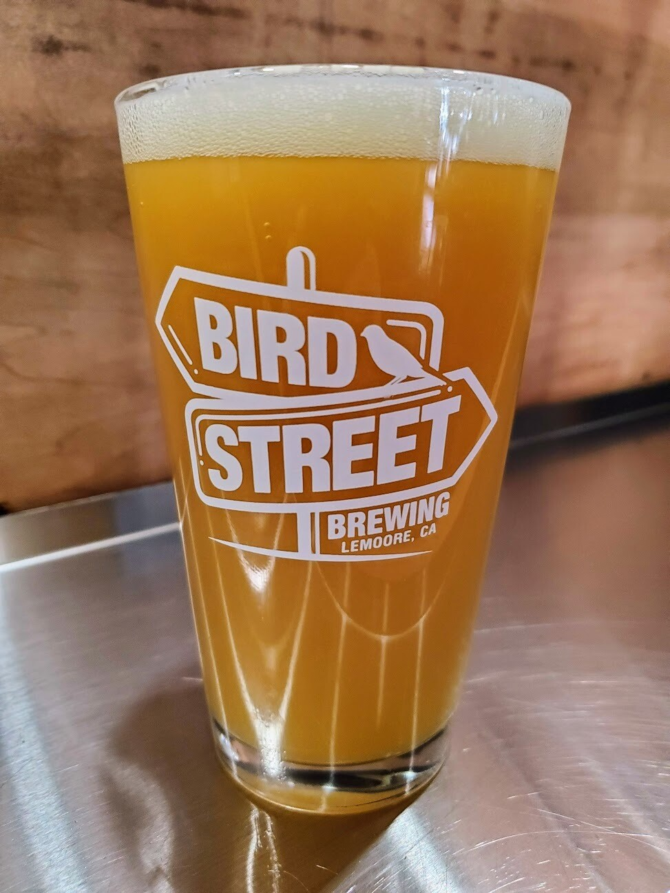 Bird Street IPA 16oz Can