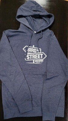 Hoodies - Unisex - Navy