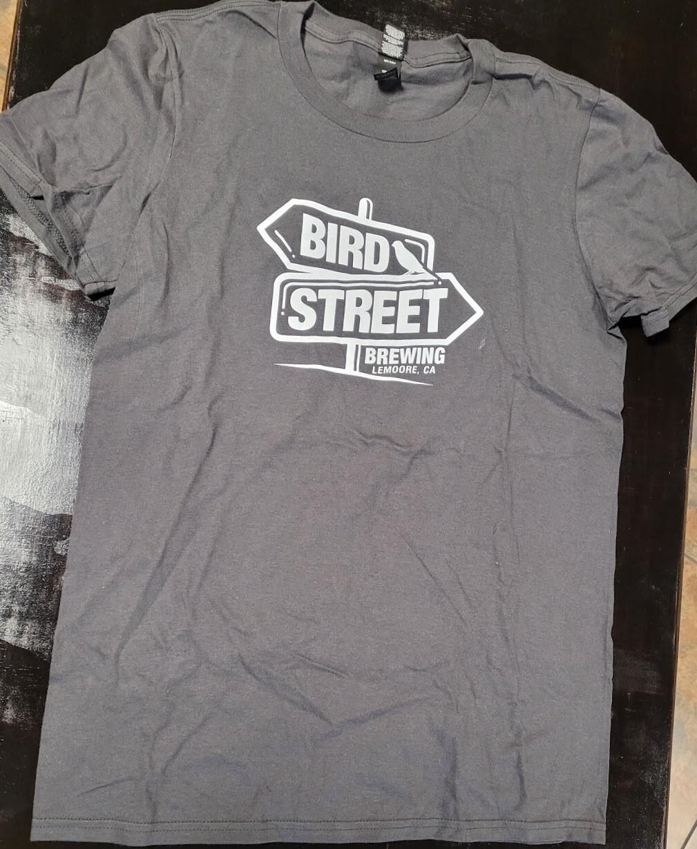 Unisex Short Sleeve Shirt (Grey)