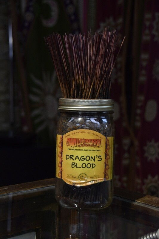 Dragon's Blood Incense Bundles- 10 Sticks