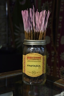 Fantasia Incense Bundles- 10 sticks