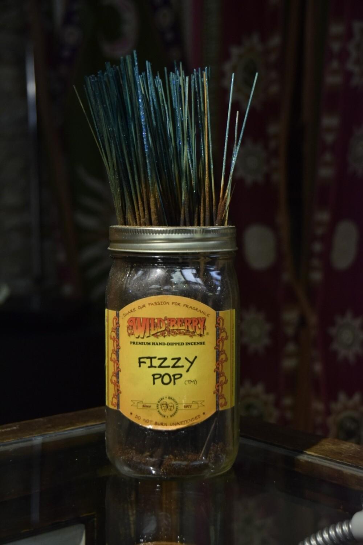 Fizzy Pop Incense Bundles- 10 sticks