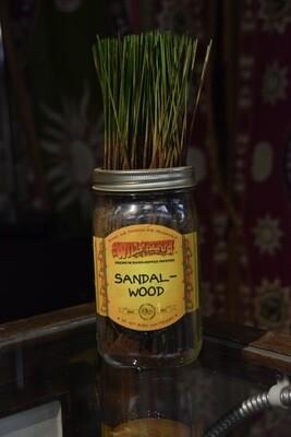 Sandalwood Incense Bundles- 10 sticks