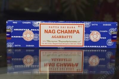 Satya Nag Champa Incense Sticks (40 grams)