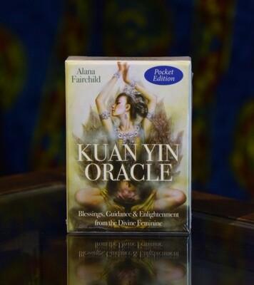 Kuan Yin Oracle- Pocket Edition