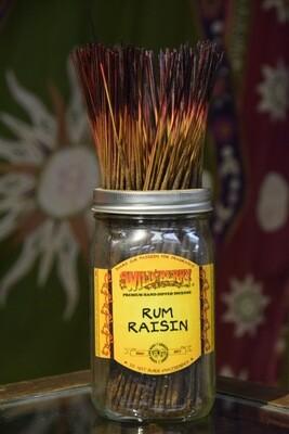 Rum Raisin Incense Bundles- 10 sticks