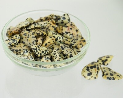 Dalmation Stone Tumbled Stone