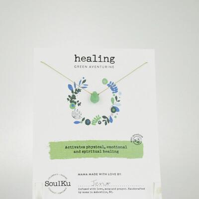 Aventurine Healing Necklace