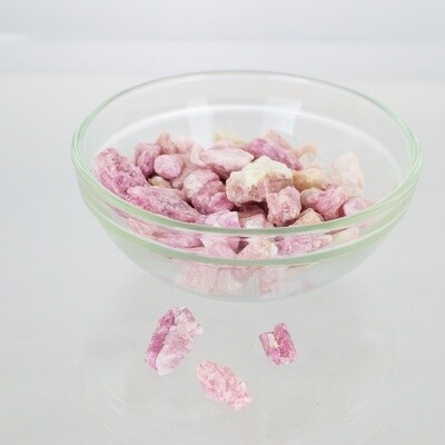 Pink Tourmaline- raw