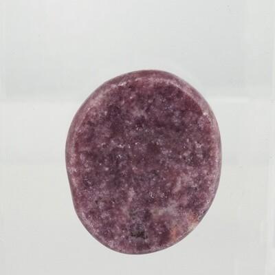 Lepidolite- polished