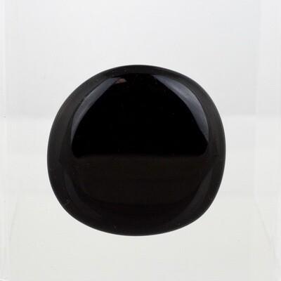 Black Obsidian- Polished
