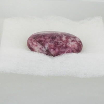 Lepidolite Pillow