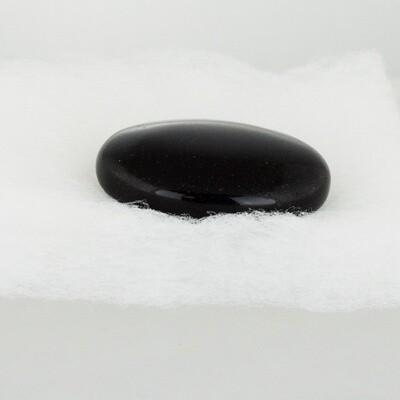 Black Obsidian Pillows