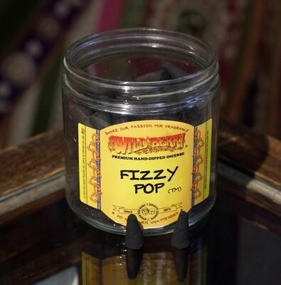 Fizzy Pop Incense Cones- 10 Cones