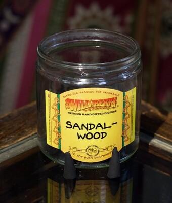 Sandalwood Incense Cones- 10 Cones
