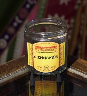 Cinnamon Incense Cones- 10 Cones