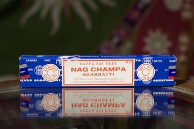 Satya Nag Champa Incense Sticks (15 grams)
