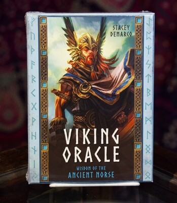 Viking Oracle  Wisdom Of The Ancient Norse