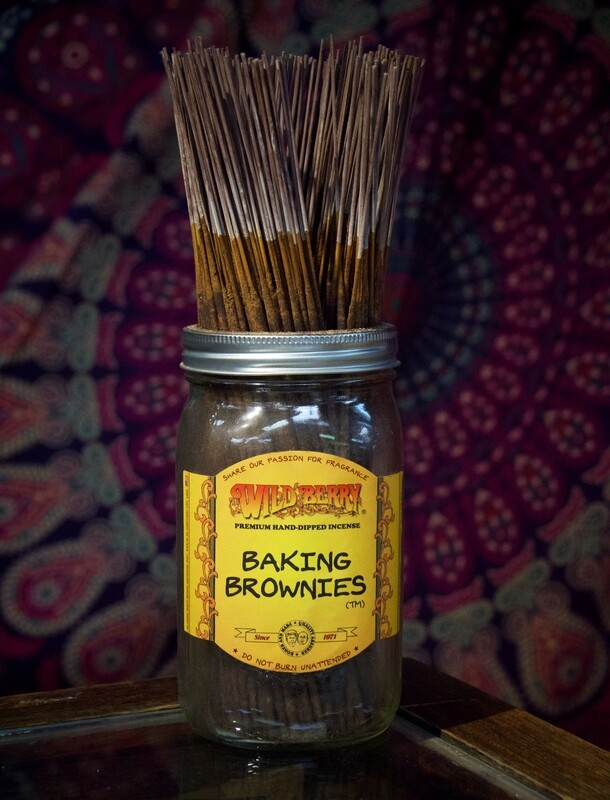 Baking Brownies Incense Bundles- 10 Sticks