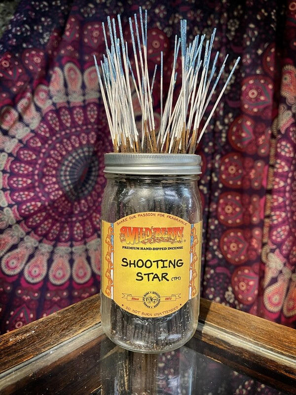 Shooting Star Incense Bundles- 10 Sticks