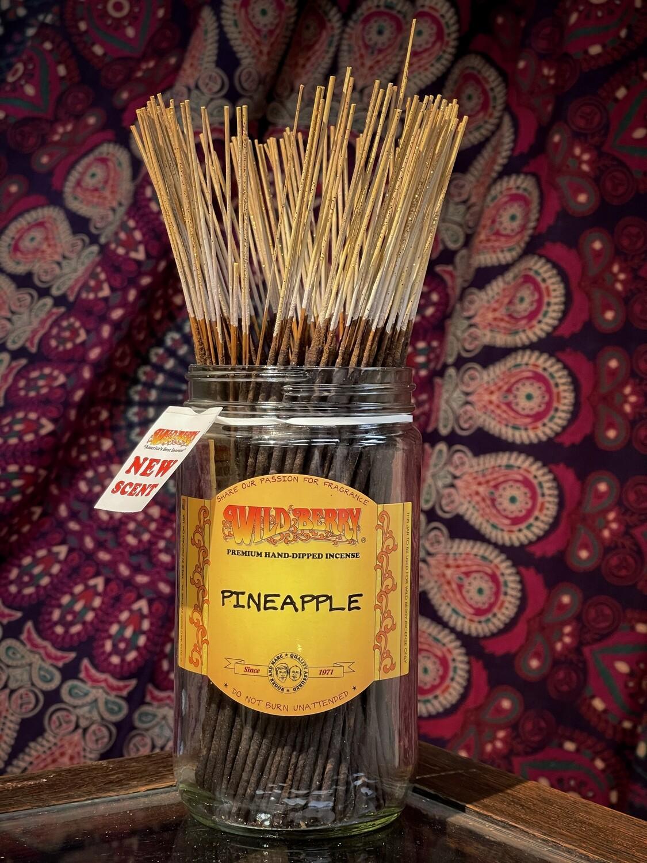 Pineapple Incense Bundles- 10 Sticks