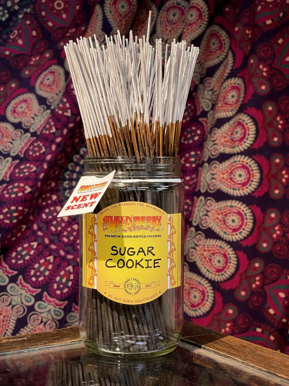 Sugar Cookie Incense Bundles- 10 Sticks