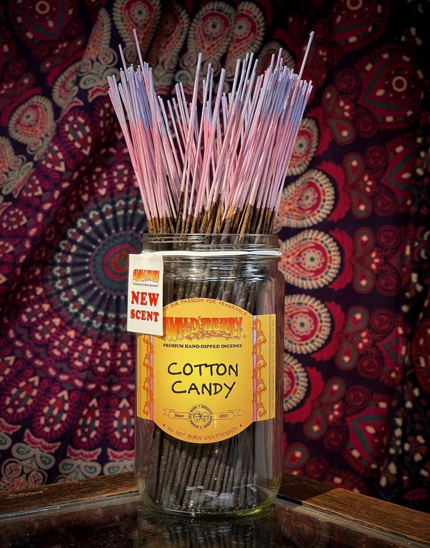Cotton Candy Incense Bundles- 10 Sticks