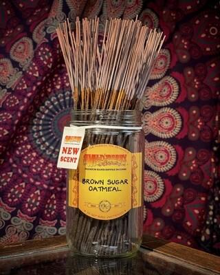 Brown Sugar Oatmeal Incense Bundles- 10 Sticks