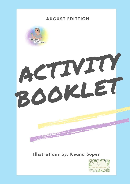 Activity Booklet - Fantasy Land