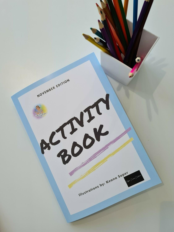 Activity Book - Safari