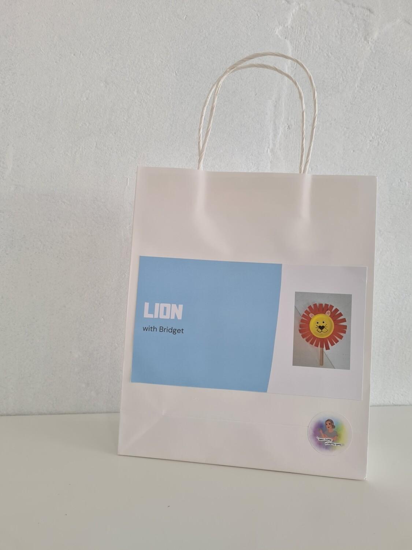 Craft Kit - Lion