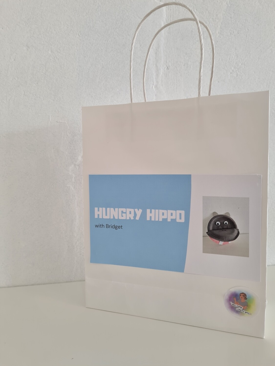 Craft Kit - Hungry Hippo